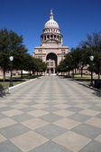 Texas State Capitol Building Entrance — Stock Photo