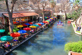 San Antonio Riverwalk — Stock Photo