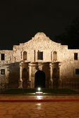 Alamo at Night — Stock Photo