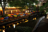 San Antonio Riverwalk — Stockfoto