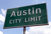 Austin City Limit — Stock Photo
