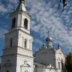 White church. — Stock Photo