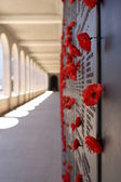 Wall Of Remembrance — Stock Photo