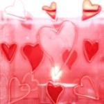 Valentine postcard — Stock Photo #1351057
