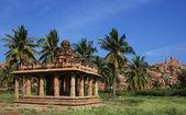 Ruinas de la india — Foto de Stock