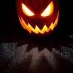 Jack-o-lantern 2 — Stock Photo