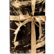 Wrapped gift - Stock Photo