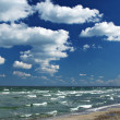 Clouds over the sea — Stock Photo #1422094