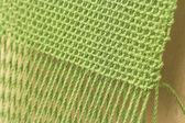 Weaving close-up — Stock Photo