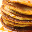 Royalty-Free Stock Photo: Pancakes stack