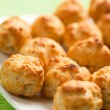 Gougeres — Stock Photo