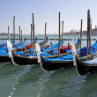 Gondola, Venice (Italy) — Stock Photo #1310547