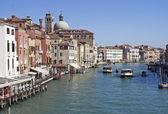 Canal Grande, Venice (Italy) — Stock Photo