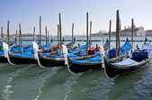 Gondola, Venice (Italy) — Stock Photo