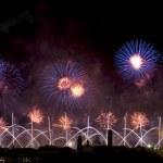 Firework celebration — Stock Photo