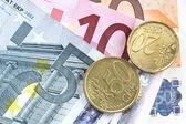 Euro geld — Stockfoto