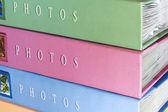 Photo albums — Stock Photo
