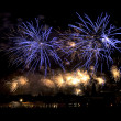Stock Photo: Firework celebration Redentore