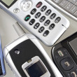 Stock Photo: Cellular phone
