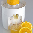 Stock Photo: Orange squeezer