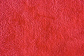 Fabric red texture — Stock Photo