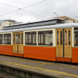 Old tram — Stock Photo #1435623