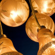 Stock Photo: Christmas light