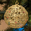 Christmas ball — Stock Photo #1452000