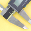 Digital calipers - Stock Photo