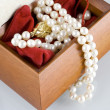 Pearl necklace — Stock Photo #1459967