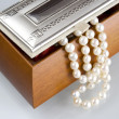 Pearl necklace — Stock Photo #1459975