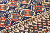 Persian carpet background — Stock Photo