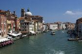 Venice (italy) Canal Grande — Stock Photo