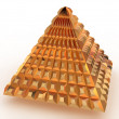 Royalty-Free Stock Photo: Pyramid