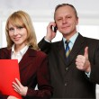 Confident Business — Stock Photo