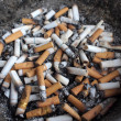 Cigarette butts — Stock Photo #1334031