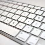 键盘 — 图库照片