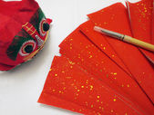 Spring Couplets for Chinese New Year — Stock Photo