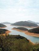 Reservoir in Hong Kong — Stock Photo
