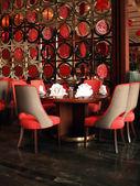 Restaurant for Chinese Cuisine — Stock Photo