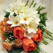 Wedding bouquet — Stockfoto #2553850