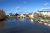 Richmond upon thames anzeigen — Stockfoto