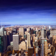 Midtown Skyline — Stockfoto #1514250