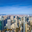 Manhattan Skyline — Stock Photo #1518706