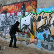 Graffity painter — Stock Photo #1385815