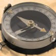 View oft old compass — Stock Photo #1388192