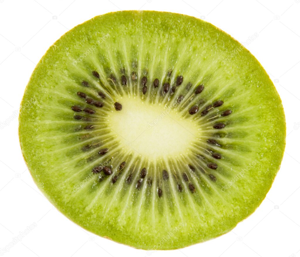 Fresh fruit kiwi slice...