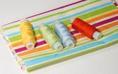 Textile & tapes — Foto de Stock