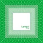 Green backdrop, blank — Stock Vector #1470222