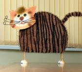 Zabawka zabawny kotów — Zdjęcie stockowe